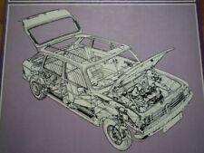 AUSTIN Maxi BL 1969 1975 1500 1759 14H 17H Owners Workshop Service repair Manual