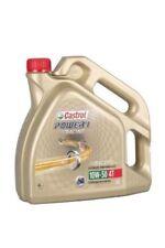 Castrol POWER 1 Racing 4T 10W-50 4 litri API SL, JASO MA2