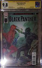 Black Panther #166__CGC 9.8 SS__Signed by Andy Serkis (Ulysses Klaue - Klaw)