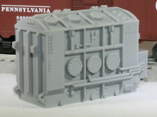 "O Scale High Voltage Transformer Base ""Hamilton"" for Model Railroad"