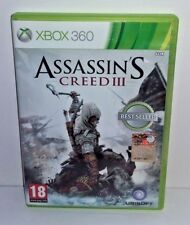 Assassin's Creed 3 XBOX360 USATO ITA
