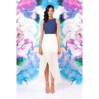 KEEPSAKE - Ticket To Ride Maxi Skirt (KX130416SK - Ivory) *BNWT*