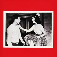 "Kinofoto, Szenenbild 18, Allianz Film GmbH ""Entfesselte Jugend"" 1956 18cm x 13cm"