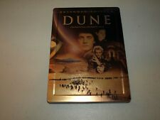 Dune (1984) DVD STEELBOOK EDITION Theatrical + Extended Version RARE OOP