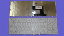 New SONY Vaio PCG-71C11w VPCEL3S1E VPCEL2S1E VPC-EL1E1E VPCEL us keyboard white