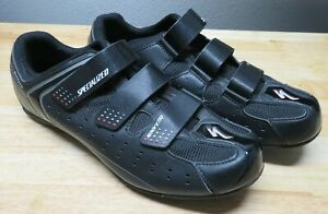 Specialized Cycling Shoes Mens US Size 13 6101-5547 Sport Touring TR Black