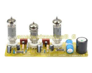 6N1+6P1 Vacuum&Valve Tube Amplifier 2.0 Channel Stereo Hifi Audio Power Amp U
