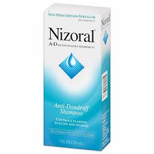 NEW - Nizoral A-D Anti-Dandruff Shampoo 7 Oz 7 Fluid Ounce