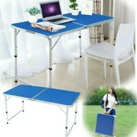 Folding Computer Desk PC Laptop Workstation Home Office Writing Study Table