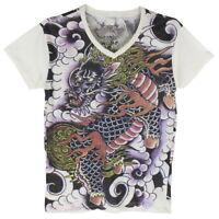 WORK Irezumi Japanese Tattoo Art Dragon Yakuza Vintage #WK155 Men T-Shirt M L XL
