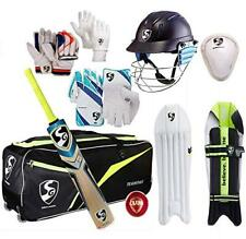 SG Complete Cricket Kit with Full Range of Batting & Accessories 100% Original