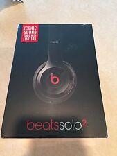 BRAND NEW Beats by Dre Solo 2 Headband Headphones Siren Red