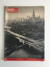 12.6.1960 Heft 24 Sowjetunion heute Österreich&UdSSR Jalta Stalg. Traktorenwerk