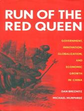 RUN OF THE RED QUEEN  BREZNITZ DAN - MURPHREE MICHAEL YALE UNIVERSITY PRESS