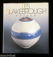 Les Blakebrough Australian Potter 1957 - 1988 Sturt Workshops Tasmania Japan
