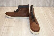 Robert Wayne Dawson High Top Sneaker - Men's Size 13D, Dark Brown