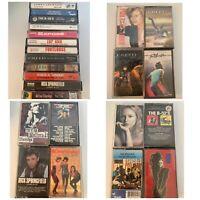 Pop Cassette Tape Lot Paula Abdul Melissa Ethridge Creed B-52's Rick Springfield