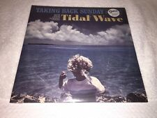 Taking Back Sunday Tidal Wave Light Blue in Transparent Blue Colored Lp Sealed