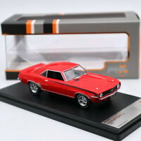 Premium X Chevrolet Camaro SS 1969 RED PRD550 1/43 Modela Car Collection Gifts