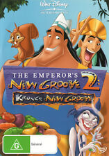 The Emperor's New Groove 2: Kronk's New Groove  - DVD - NEW Region 4