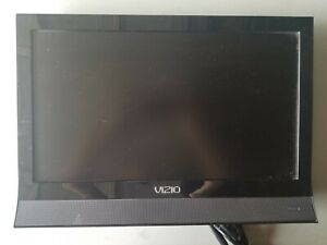"VIZIO M190VA 19"" Razor LED LCD HD TV 1080i Tested and working - *No Remote*"