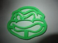 Teenage Mutant Ninja Turtles Tmnt Masita Cortador Galleta Pastelería enojado Fondant