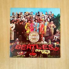 The Beatles Sgt. Pepper's Lonely Heart Club Band LP Vinyl