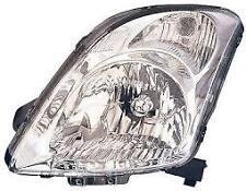 SUZUKI SWIFT 2005-2008 FRONT HEADLIGHT HEADLAMP LH LEFT N/S NEAR PASSENGER SIDE