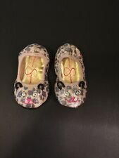 Jessica Simpson Baby Girl Shoes size 4, New