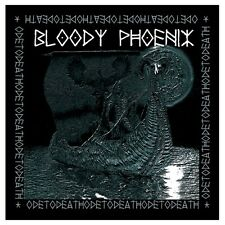 Bloody Phoenix ‎– Ode To Death LP / Black Vinyl (2013) Grindcore