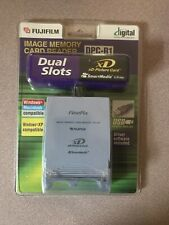 Fujifilm Image Memory Card Reader DPC-R1 - Picture Card Smart Media