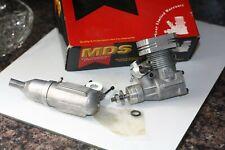 ##  MDS 48 R/C TWO STROKE MODEL R/C GLOW ENGINE/AIRCRAFT #