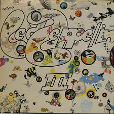 "Led Zeppelin III - Atlantic SD 7201 USA Press 12 "" LP (W 984)"