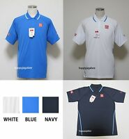 UNIQLO Novak Djokovic Dry EX Polo Shirt 2015 Australian Open 3Colors Japan