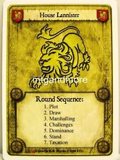 A Game of Thrones LCG - 1x House Lannister - Westeros Draft Pack Starter