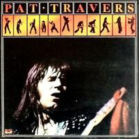 "Pat Travers Self Titled 12"" Vinyl LP Polydor PD1 6079 1976"