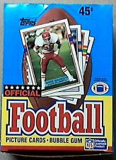 1989 Topps Football Box 36 Packs Thomas, Brown Irvin And a Lot More Rookies!!!