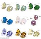 Swarovski Crystal Element 5040 Bead RONDELLE Spacer  Many Color & Size #2