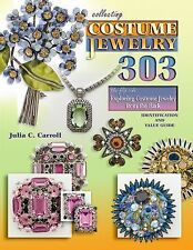 NEW BOOK Collecting Costume Jewelry 303 PRICE GUIDE COLLECTOR'S BOOK 1200 PICS