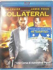 COLLATERAL FILM IN BLU-RAY NUOVO DA NEGOZIO ANCORA INCELLOFANATO PREZZO AFFARE!!