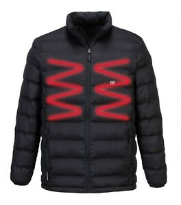 jacket HEATED jackets that keep you warm ultrasonic heating systemJACKET+batteri