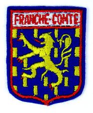 a4067118bf0c Ecusson brodé ♢ (patch crest embroidered) ♢ FRANCHE-COMTÉ