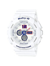 CASIO Baby-G analog-digital, 10bar wasserdicht, BA-120TR-7BER