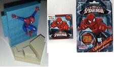 Ultimate Spider-Man 3D FIGURE GameShop DIORAMA 3D MARVEL SPIDERMAN VERSIONE 3