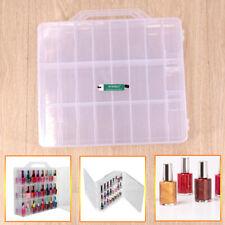 femmes vernis à ongles titulaire cosmétique boîte vitrine organisateur stockage