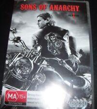 Sons Of Anarchy Season One 1 (Australia Region 4) DVD – New