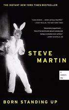 Born Standing Up A Comic's Life by Steve Martin paperback book