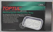 Toptul Rectangular Magnetic Tray