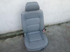 Beifahrersitz VW Passat 3BG Sitz Ausstattung Grau Streifen