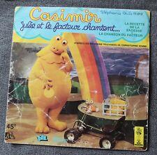 Casimir, la recette de la sagesse / la chanson du facteur, SP - 45 tours